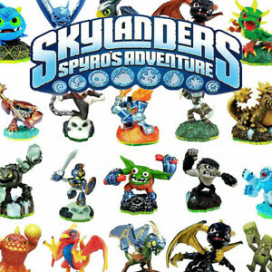 All Skylanders Spyro's Adventure Characters Buy 3 Get 1 Free...Free Shipping !!!