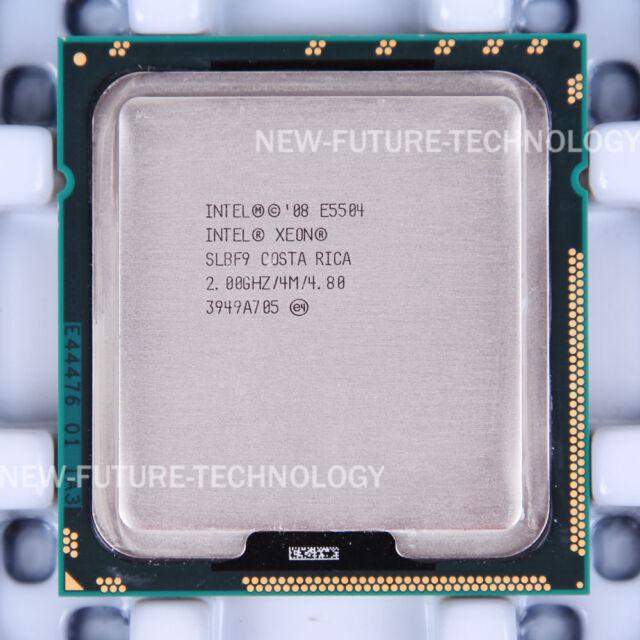 Intel Xeon E5504 (AT80602000801AA) SLBF9 CPU 2400 MHz 2 GHz LGA 1366 100% Work
