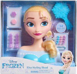 Disney-Frozen-Elsa-Styling-Head