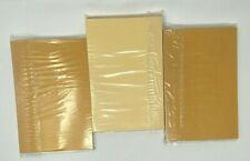 6x9 Kraft Manilla Gummed Mailershipping Envelopes Cardslettersdocuments 25 Ct
