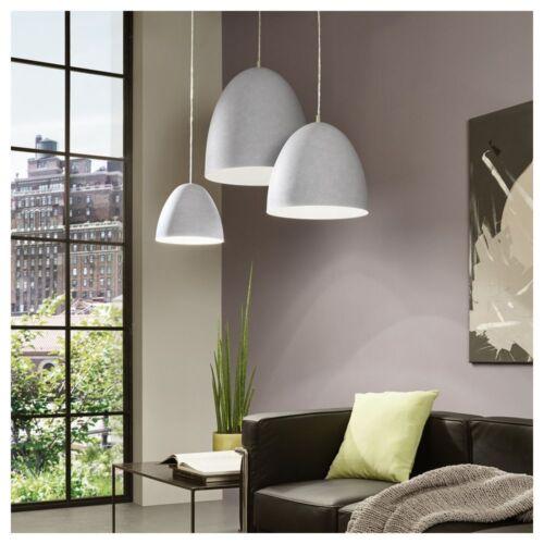 Pendule Lampe e27 Gris Cuisine Moderne Acier Salon