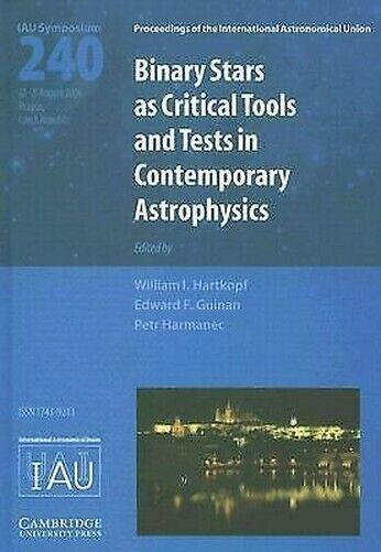 Binary Stars als Critical Tools und Prüfungen in Zeitgenössische Astrophysik: