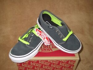 cb183f9823 Image is loading NEW-VANS-106-VULCANIZED-SUEDE-SHOE-DARK-SHADOW-
