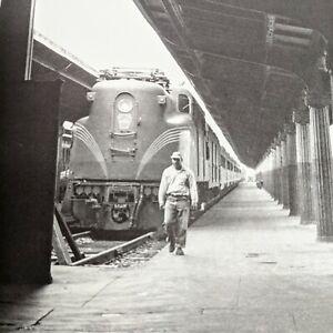 Railroad Train Locomotive History Railroad in Transition Robert S Carper 1968