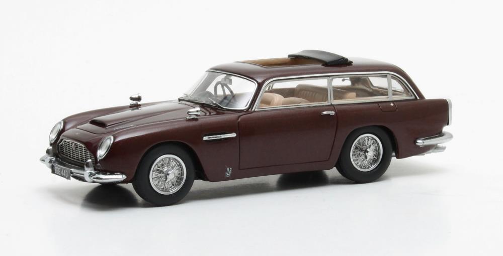 comprar descuentos Aston Martin DB5 Shooting brake by by by Radford  Maroon  1964 (Matrix1 43  10108-052)  edición limitada