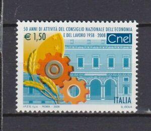 s17300-ITALIA-MNH-2008-CNEL-1v