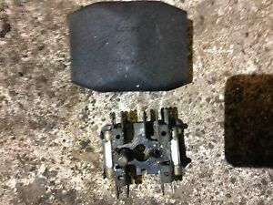 image is loading morris-minor-traveller-fusebox-and-cover-1955-71