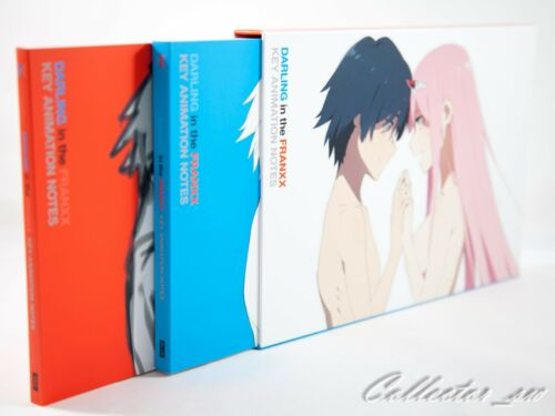 7-14 Days JPDARLING in the FRANXX KEY ANIMATION NOTES
