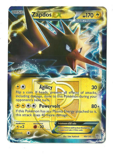 ACE SPEC Cards Various BW Sets Full Art Pokemon Card EX Holo
