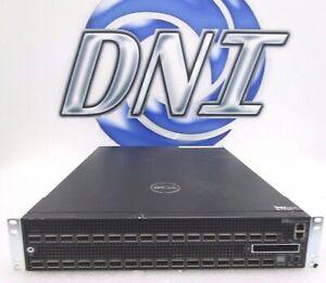 Dell-Z9000-AC-32x-Port-40G-QSFP-ZettaScale-Z9000-Layer-3-Switch