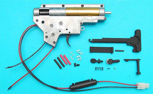 G&P 8mm Bearing Complete Gearbox Set for M Series (Rear Wiring   Tamiya) GP857B