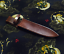thumbnail 3 - knife blade sheath dagger scabbard case bag cow leather fit for 4.2x26.5 cm