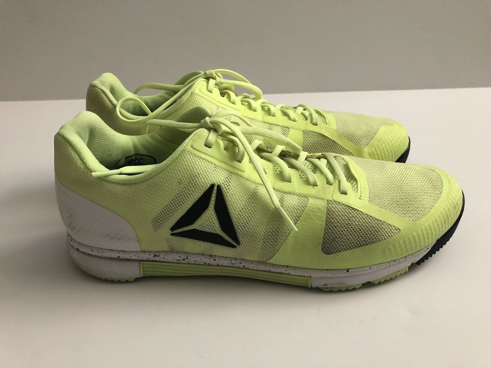 Reebok Crossfit Homme Chaussures Jaune Taille:12