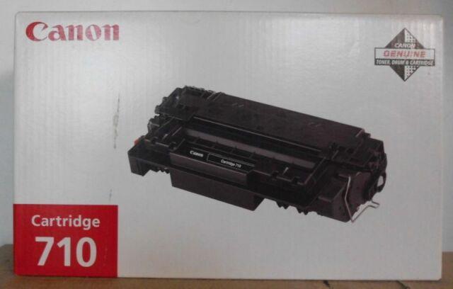 Canon Cartridge 710 Toner  i-sensys LBP3460  0985B001AA  OVP B