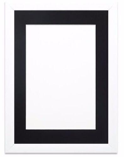 Rainbow plage cadre photo cadre photo affiche cadre blanc avec bespoke mount