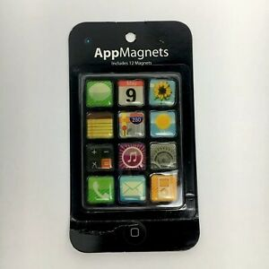 Iphone Fridge Magnets App Apple Apps Icon Office Home Magnet Small 18 Pieces Ebay