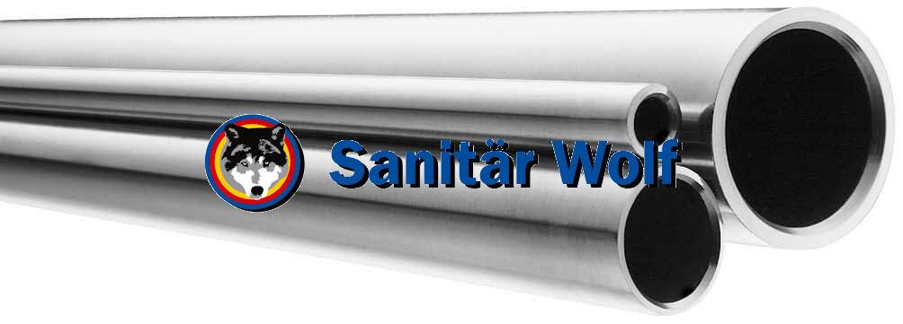 Viega Sanpress INOX Edelstahlrohr 15,18,22,28 mm Modell 2203 ; 1.4401