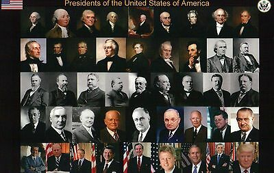 All Presidents of the United States George Washington to ...