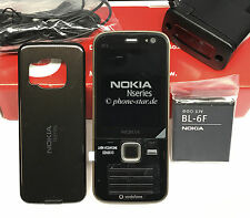 NOKIA N78 HANDY SMARTPHONE QUADBAND BLUETOOTH KAMERA MP3 UMTS EDGE WLAN NEU NEW