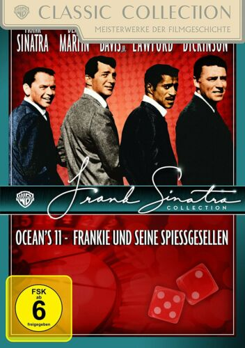 1 von 1 - Ocean`s 11 - Frankie und seine Spiessgesellen- Frank Sinatra , Dean Martin DVD