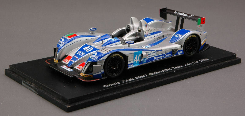 Ginetta Zitek Le Mans 2009 1 43 Model SPARK MODEL