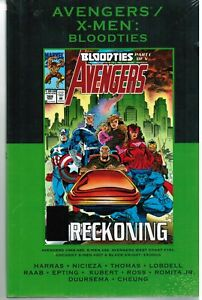 Avengers-X-Men-Bloodties-marvel-Premiere-classic-82-Hardcover-Graphic-Novel