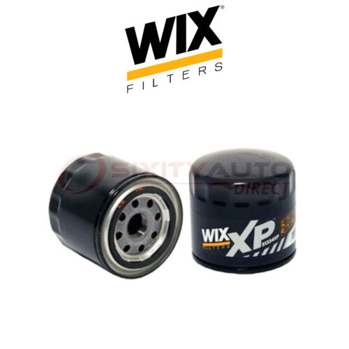 Filtration pi WIX Engine Oil Filter for 1995-2004 Acura TL 2.5L 3.2L L5 V6
