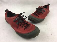 Merrell Mighty Glove Scarlet Athletic Shoes Women U.S. sz 8 Vibram soles