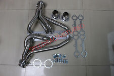 CHEVY CAMARO IROC-Z 5.0/5.7 305/350 V8 CID SMALL BLOCK STAINLESS EXHAUST HEADER