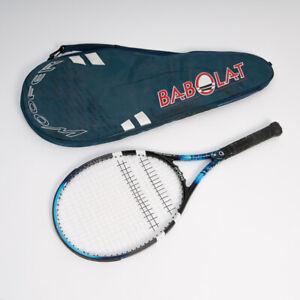 Babolat-Tennis-Racquet-Pure-Drive-Jr-26-034-250grams-Woofer-System-w-Vintage-Case