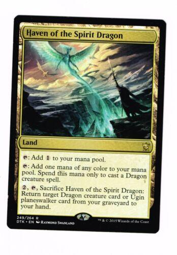 MTG Haven of the Spirit Dragon Dragons of Tarkir NM