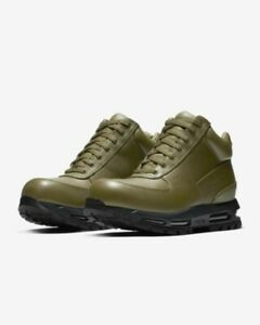 Details about Nike ACG Air Max Goadome Boots (865031-303) Olive /Anthracite  Men's Size 9.5