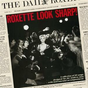 Roxette-Look-Sharp-30th-Anniversary-Expanded-Edition-2-CD-Digipak-NEW