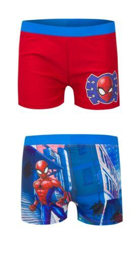 Boys Kids Children Child Spiderman Swimming Boxer Swim Trunk age 3-8 years
