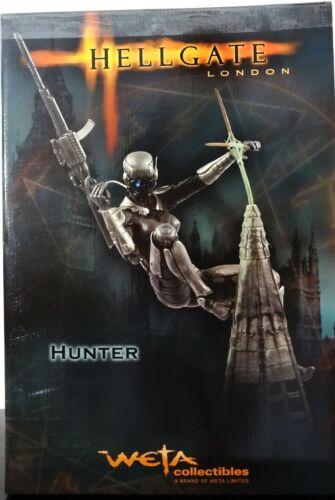 WETA HELLGATE LONDON HUNTER STATUE FIGURE BUST DARKHORSE MMORPG