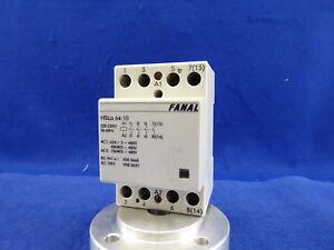 Fanal-Hsla-64-10-Coil-Voltage-230V-AC-4x-Closer-Invoice-Incl-Tax