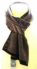 Sciarpa scarf GUESS art.AM4029 WOL03 col.nero black Italy