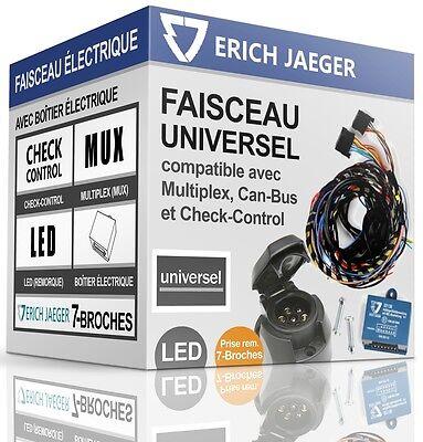 FAISCEAU ÉLECTRIQUE 7-broches pour attelage ALFA ROMEO 159 de 2005-2012