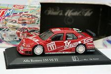 Minichamps 1/43 - Alfa Romeo 155 V6 TI DTM 94 Danner