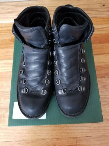 Danner Mountain Pass, Black Men's Hiking Boots