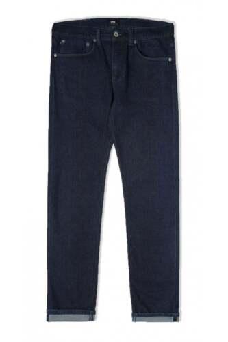 Aderenti Rosso Vivagno Ed Catalogato 80 Edwin Basso blu Jeans Stretti In qgEqY4