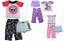 New Cartoon Pajamas Komar Kids Boy/'s and Girl/'s 3-Piece Sleepwear Set
