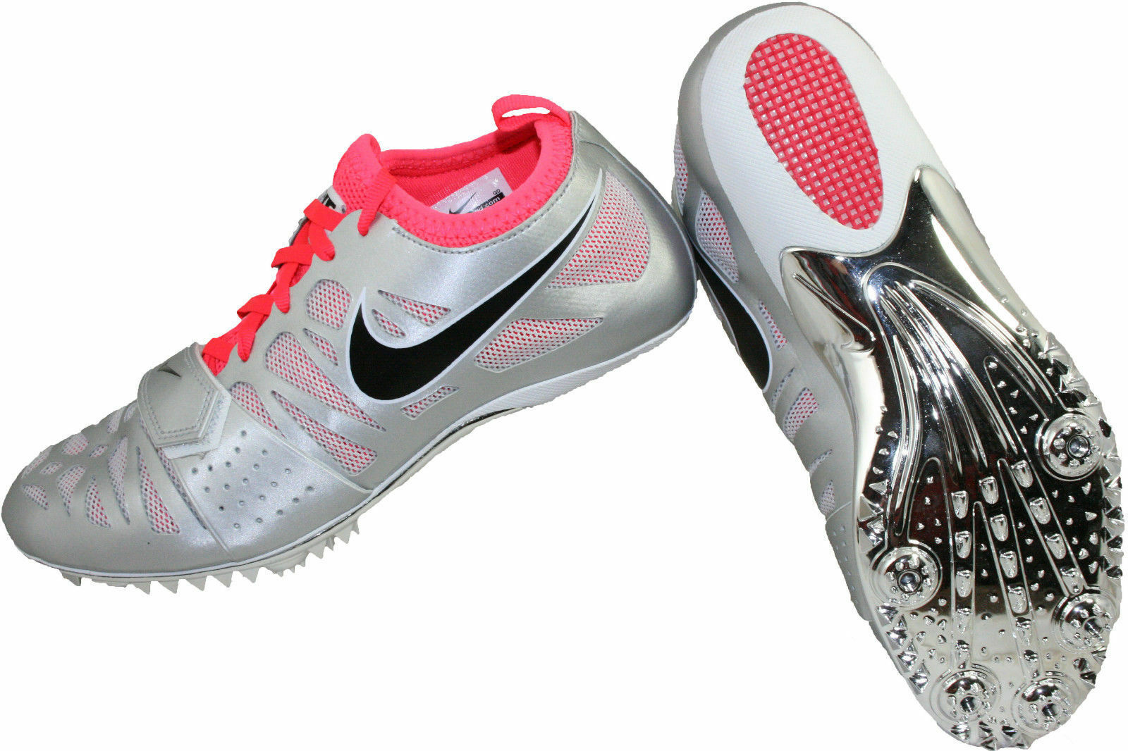 NEW Womens Nike Zoom Celar 4 Track Cleat 456816-006 size WOMENS 12 NWOB 29 CM