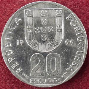 Portugal-20-Escudos-1999-D1204
