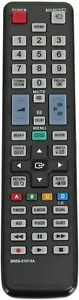 Telecomando sostitutivo per Samsung LED LCD Plasma TV Allimity BN59-01014A, Nero