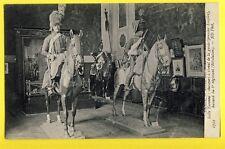 CPA PARIS Musée de l'Armée CHASSEURS à CHEVAL de la Garde BUSSARD du 8e Régiment