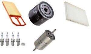 Kit-de-servicio-se-ajusta-VW-Polo-Lupo-Asiento-De-Aceite-Combustible-Cabina-Filtro-De-Aire-Bosch