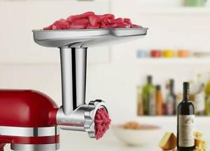 Gvode Stainless Steel Food Grinder Attachment For