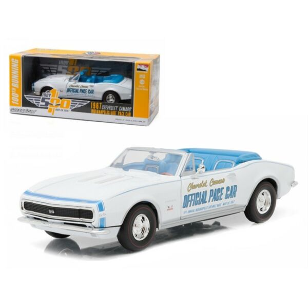 1967 Chevy Camaro Indy 500 Pace Car 1 24th For Sale Online