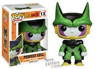 Dragonball Z Perfect Cell Dbz Funko Animation Pop Licensed Vinyl Figure